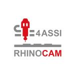 RhinoCam 4 assi