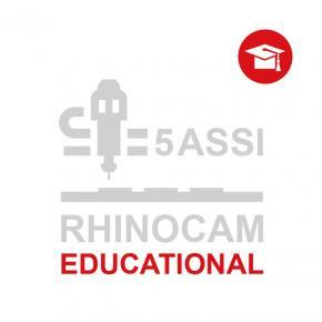 RhinoCam 5 assi Educational