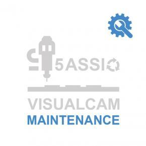 visualCam maintenance 5 assi in continuo