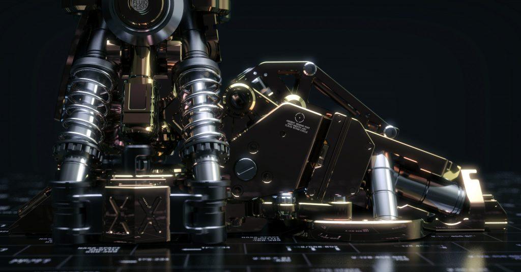 keyshot CPU